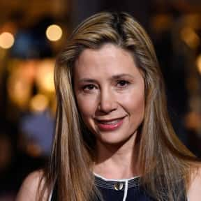 Mira Sorvino is listed (or ranked) 3 on the list Famous People From Kansas