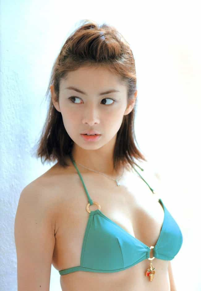 Misaki Ito is listed (or ranked) 4 on the list The Most Beautiful Japanese Models