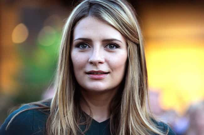 Mischa Barton is listed (or ranked) 2 on the list Jamie Dornan Loves and Hookups