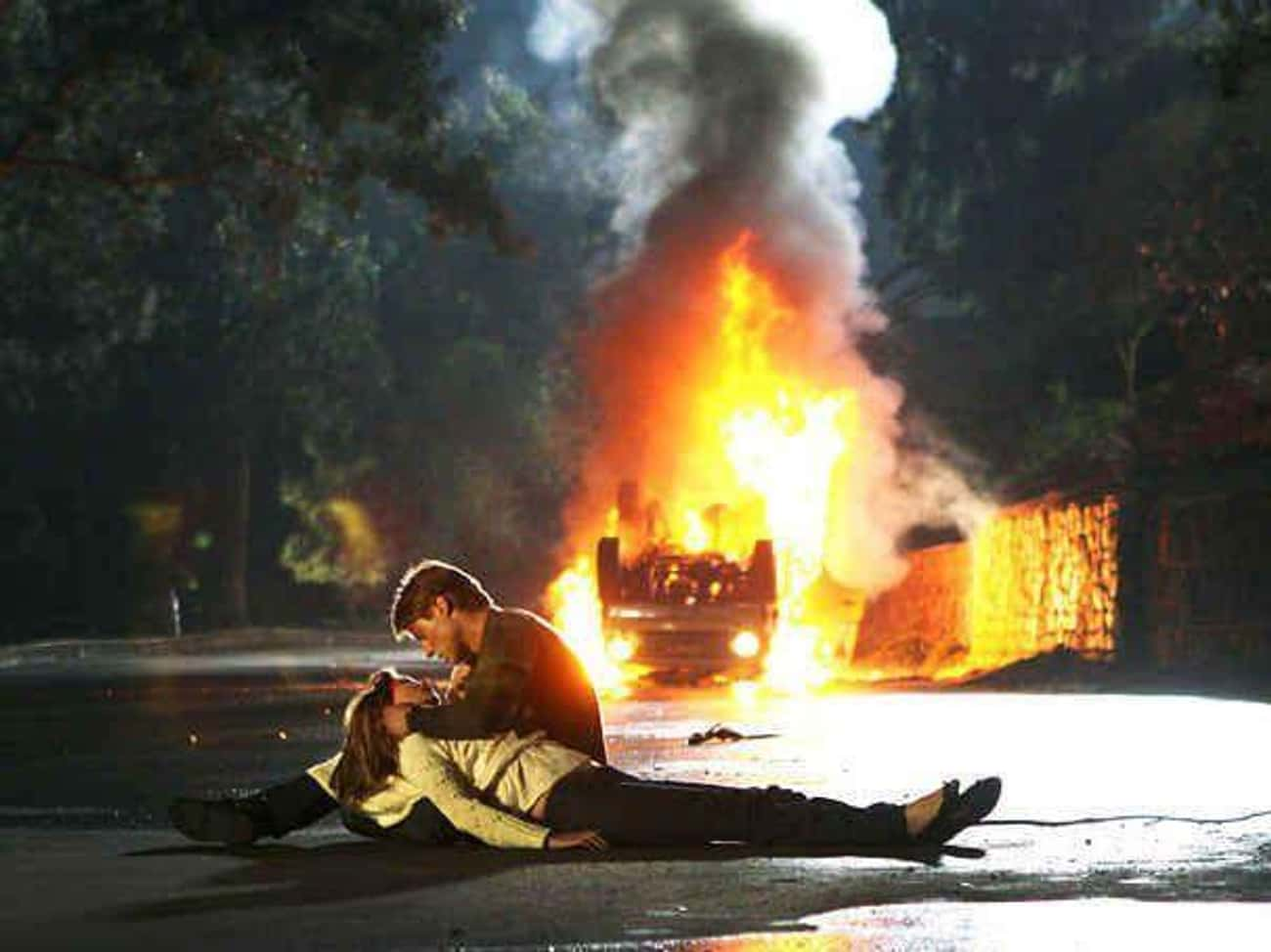 Mischa Barton Spoiled Marissa's Fatal Accident