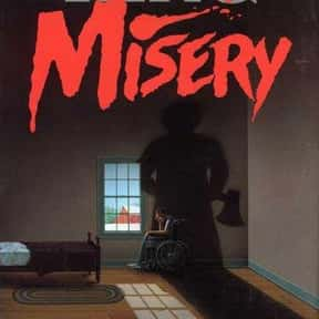 Misery is listed (or ranked) 6 on the list The Scariest Novels of All Time
