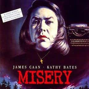 Misery is listed (or ranked) 10 on the list The Best Movies About Women Who Keep to Themselves