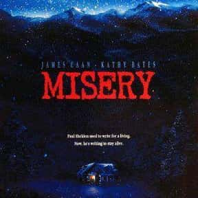 Misery is listed (or ranked) 15 on the list Great Movies About Furious Women Out for Revenge