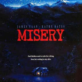 Misery is listed (or ranked) 3 on the list The Best Movies About Kidnapping