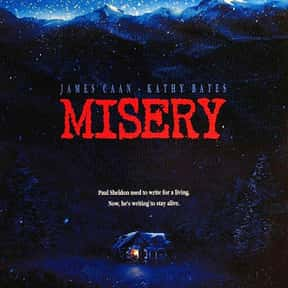 Misery is listed (or ranked) 2 on the list Best Kidnapping Movies & Hostage Movies of All Time, Ranked