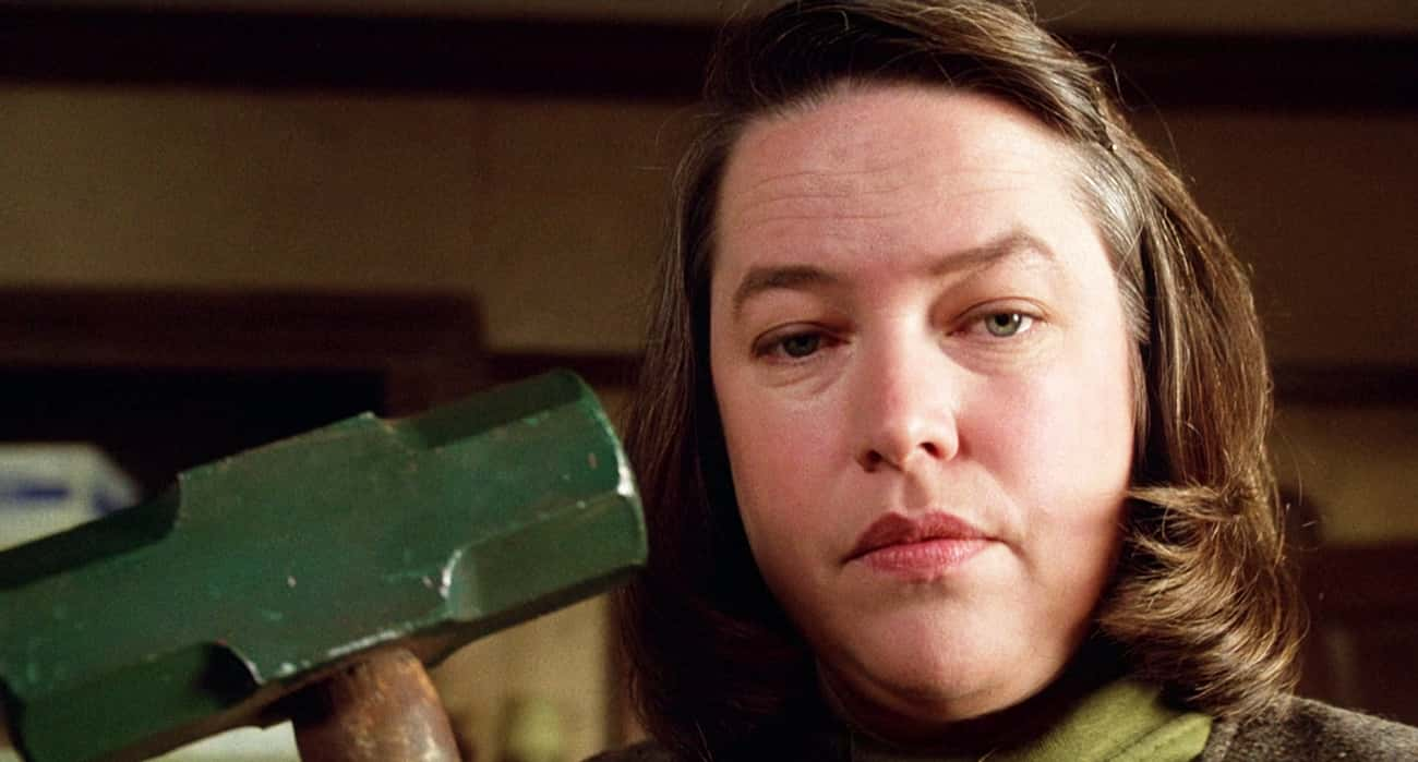 Misery is listed (or ranked) 3 on the list The Greatest Horror Films Of The Last 40 Years With Virtually No Violence