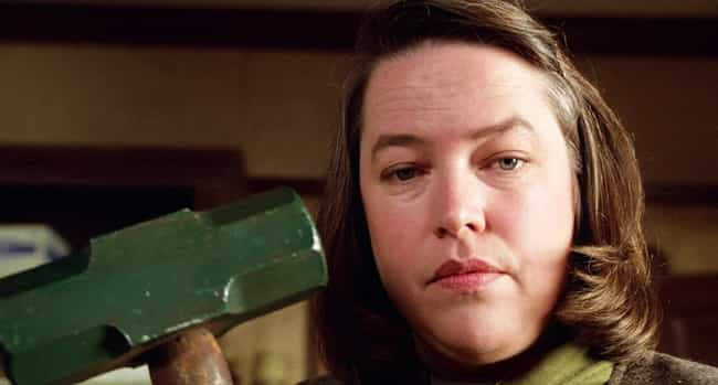 Misery is listed (or ranked) 2 on the list The Greatest Horror Films Of The Last 40 Years With Virtually No Violence