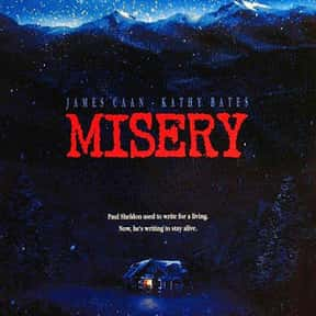 Misery is listed (or ranked) 8 on the list The Best Horror Movies Set in the Woods