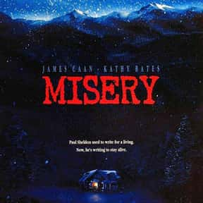 Misery is listed (or ranked) 12 on the list The Best Serial Killer Movies