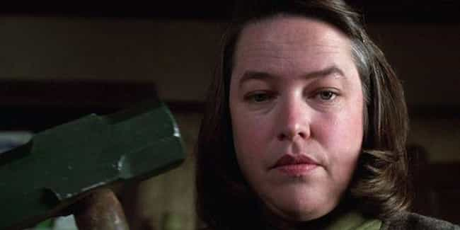 Misery is listed (or ranked) 4 on the list Horror Movie Scenes Even Serious Viewers Can't Make It Through
