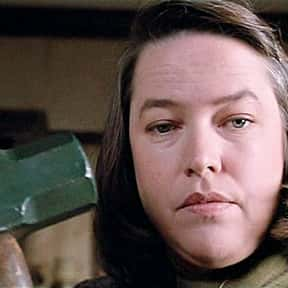 Misery is listed (or ranked) 11 on the list Horror Movie Set-Ups You'd Least Like to Be Trapped In