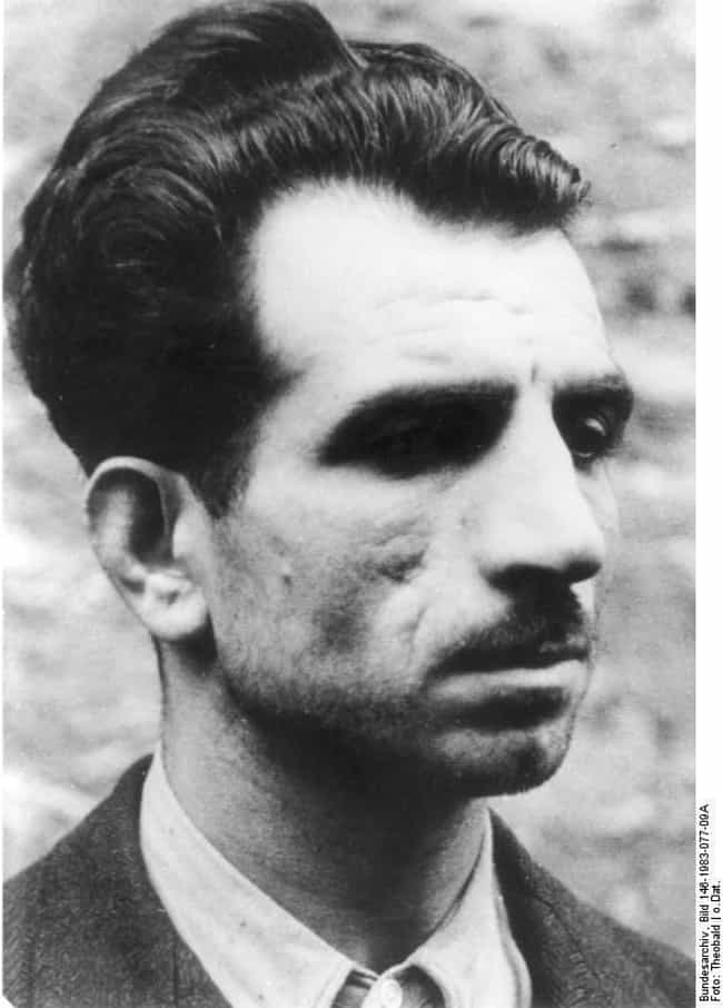 Missak Manouchian is listed (or ranked) 3 on the list Famous Poets from Armenia