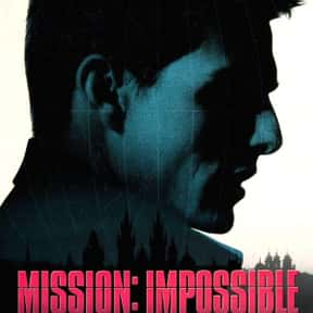 Mission: Impossible is listed (or ranked) 10 on the list The Best Spy Movies