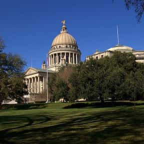 Mississippi is listed (or ranked) 6 on the list The Worst Places to Live in The U.S.