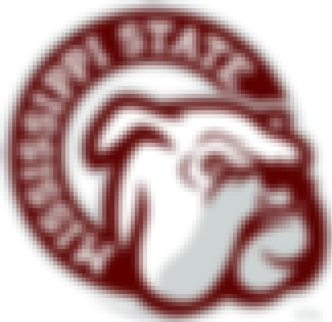 Mississippi State University is listed (or ranked) 8 on the list All SEC Schools