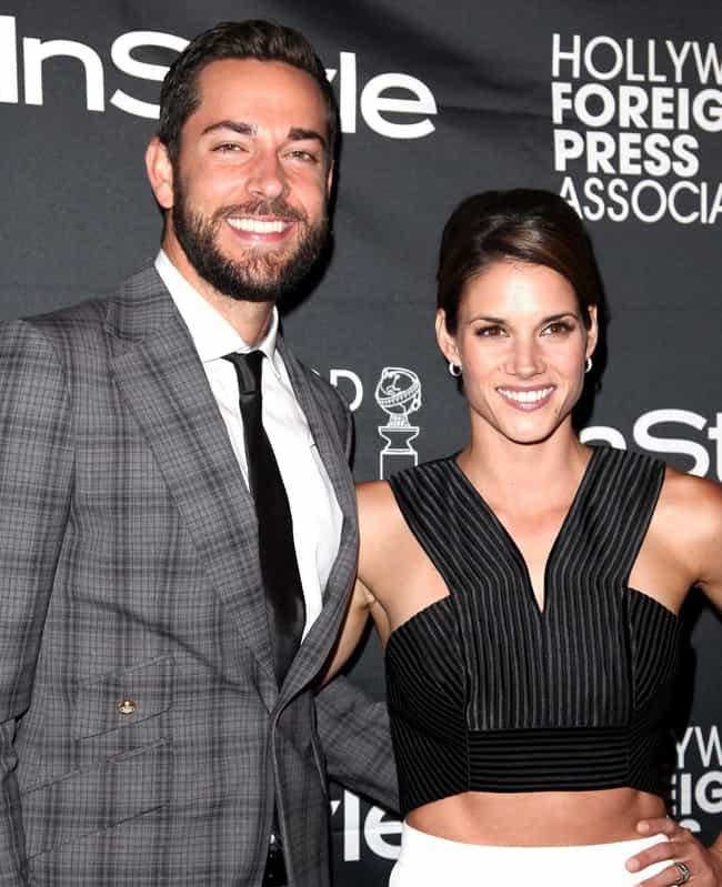Missy Peregrym is listed (or ranked) 1 on the list Zachary Levi Loves and Hookups