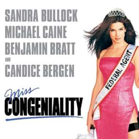 Miss Congeniality is listed (or ranked) 3 on the list The Best Sandra Bullock Movies