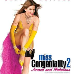 Miss Congeniality 2: Armed and is listed (or ranked) 23 on the list The Best Sandra Bullock Movies