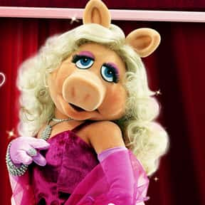 Miss Piggy is listed (or ranked) 17 on the list The Best Pink Characters