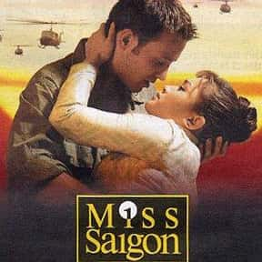 Miss Saigon is listed (or ranked) 5 on the list The Best Broadway Musicals of the 90s