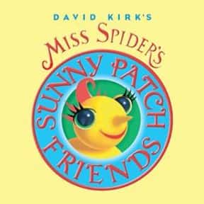 Miss Spider's Sunny Patch Frie is listed (or ranked) 11 on the list The Best Cartoonito TV Shows