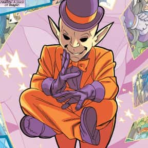 Mister Mxyzptlk is listed (or ranked) 10 on the list The Best Superman Villains Ever