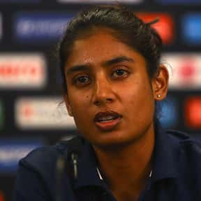 Mithali Raj is listed (or ranked) 2 on the list Famous Female Athletes from India