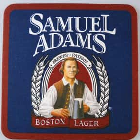 Samuel Adams is listed (or ranked) 2 on the list The Top Beer Companies