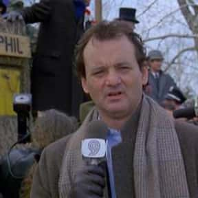 Phil Connors is listed (or ranked) 14 on the list The Best Fictional Journalists, Reporters, and Newscasters