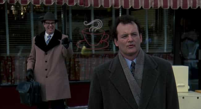 Ned Ryerson is listed (or ranked) 5 on the list '90s Movies Fan Theories