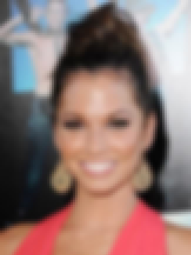 Melissa Rycroft is listed (or ranked) 3 on the list List of Famous Cheerleaders
