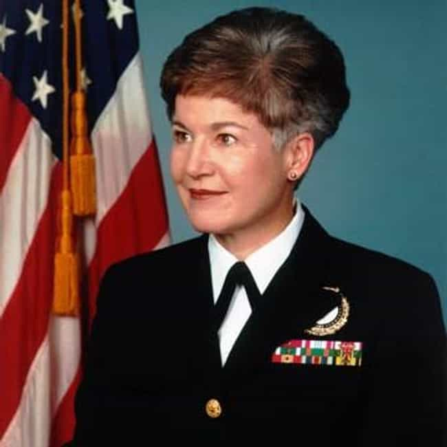 Barbara E. McGann is listed (or ranked) 1 on the list Defense Meritorious Service Medal Winners List