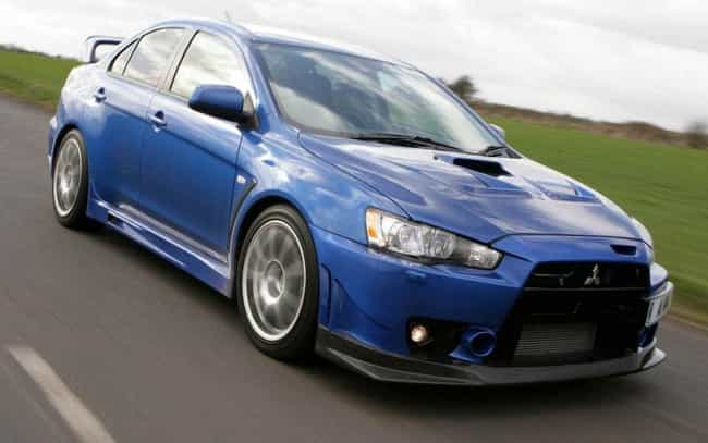 Mitsubishi Lancer Evolution is listed (or ranked) 4 on the list Full List of Mitsubishi Models