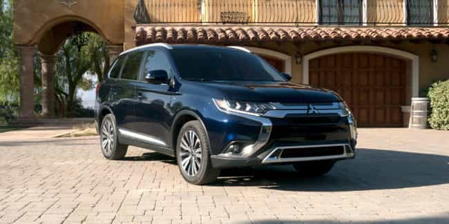 Mitsubishi Outlander is listed (or ranked) 1 on the list Full List of Mitsubishi Models