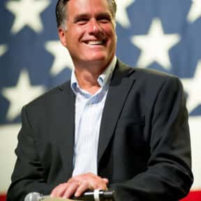 Mitt Romney is listed (or ranked) 18 on the list Famous Harvard Business School Alumni