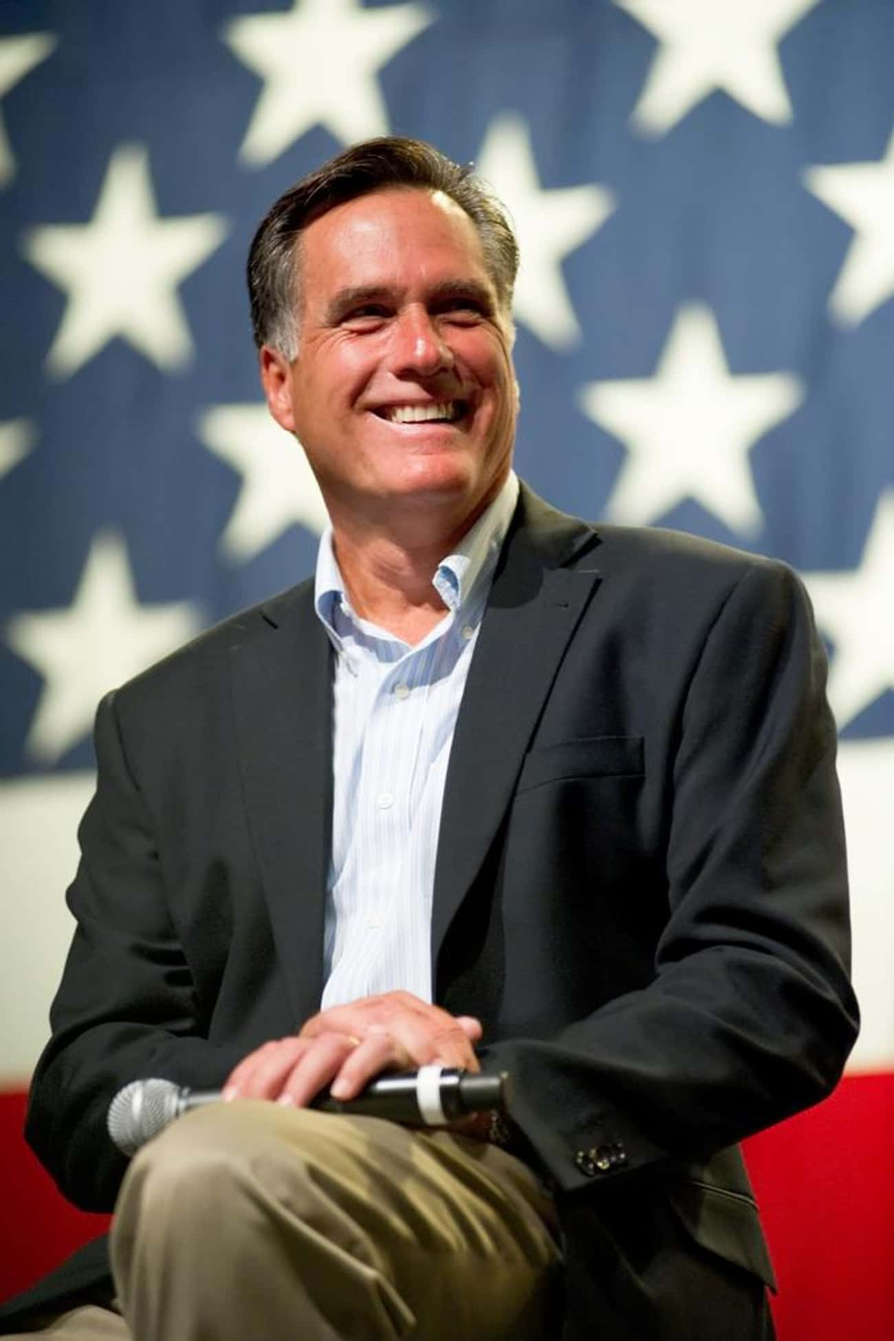 Mitt Romney is listed (or ranked) 3 on the list The Top 4 Anti-Immigration Activists Caught Using Illegal Labor