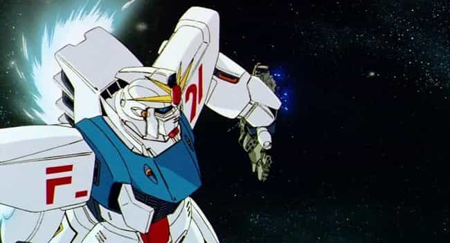 Mobile Suit Gundam is listed (or ranked) 2 on the list 15 Anime Fans of Star Wars Will Enjoy