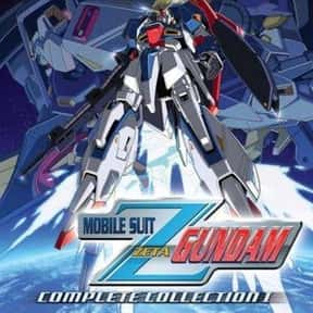 Mobile Suit Zeta Gundam is listed (or ranked) 21 on the list The 25+ Best Anime About Politics and Government
