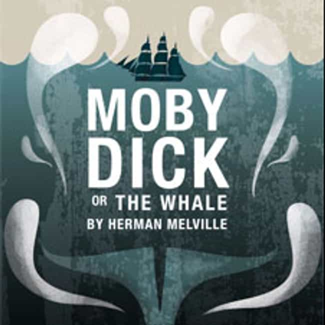 Moby-Dick; or, The Whale... is listed (or ranked) 4 on the list Books You Remember Fondly From High School That Just Don't Hold Up