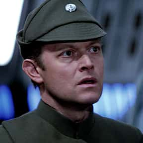 Moff Jerjerrod is listed (or ranked) 14 on the list List of Star Wars Episode VI: Return Of The Jedi Characters