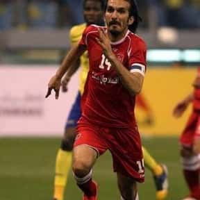 Mohammad Nouri is listed (or ranked) 21 on the list The Best Soccer Players from Iran