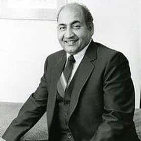 Mohammed Rafi is listed (or ranked) 15 on the list The Best Ghazal Bands/Artists