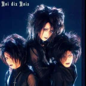 Moi dix Mois is listed (or ranked) 6 on the list Japanese Symphonic Metal Bands List