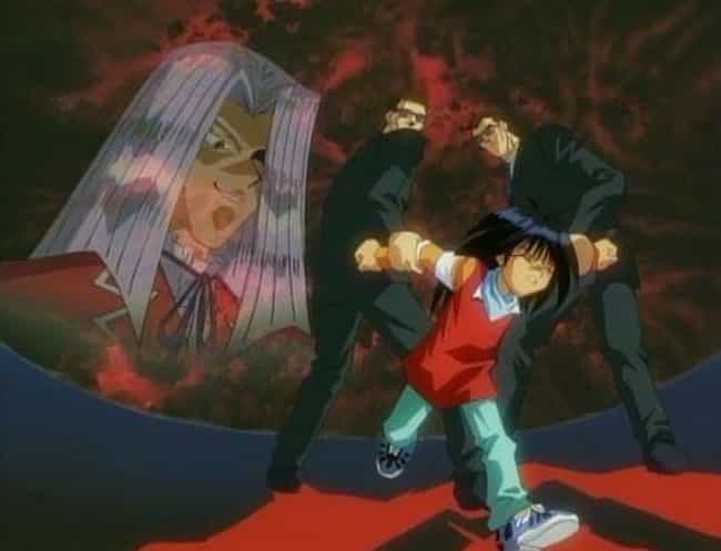 Mokuba Kaiba is listed (or ranked) 2 on the list 15 Damsel in Distress Anime Characters Who Constantly Need To Be Saved
