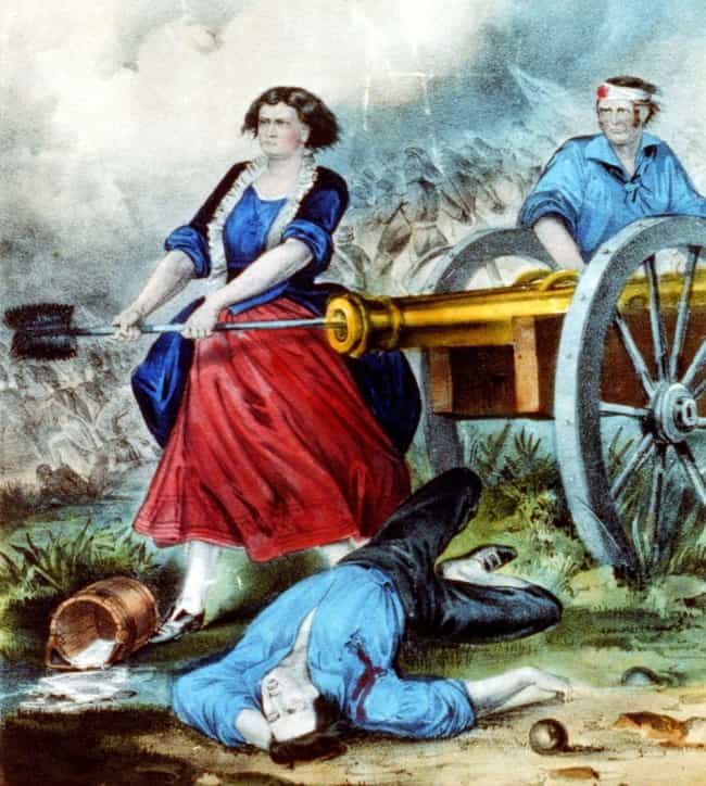 Molly Pitcher is listed (or ranked) 2 on the list 13 Heroic American Women of War Who Deserve Recognition