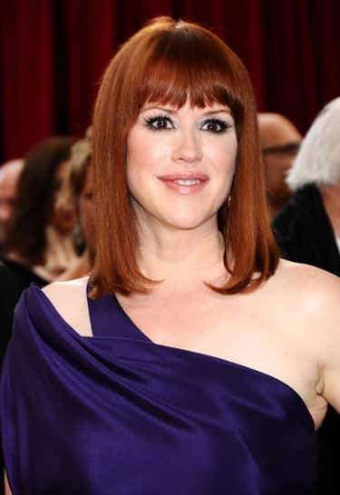 Molly Ringwald - Now is listed (or ranked) 2 on the list Female Teen Stars of the '80s: Then and Now