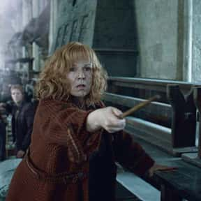 Molly Weasley is listed (or ranked) 8 on the list The Best Fictional Witches