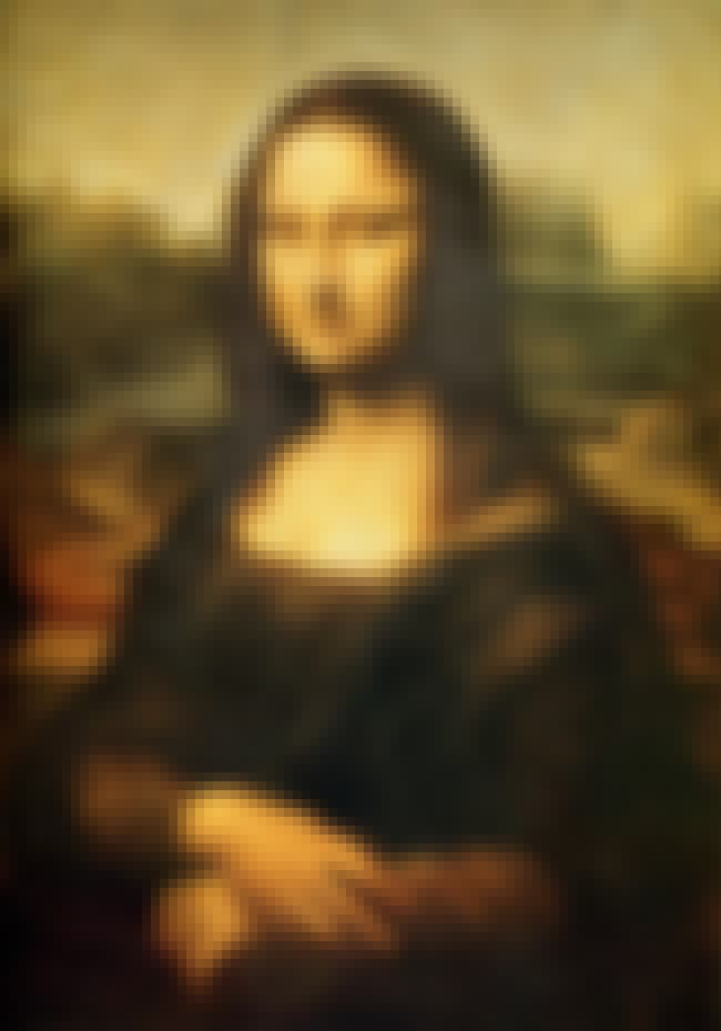 Mona Lisa is listed (or ranked) 7 on the list The Most Amazing Pieces of Artwork Ever Made