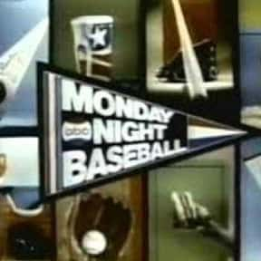 Monday Night Baseball is listed (or ranked) 23 on the list The Best Sports TV Shows