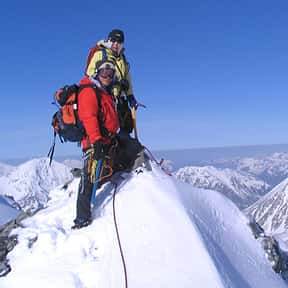 Mongolia is listed (or ranked) 9 on the list The Best Countries for Mountain Climbing